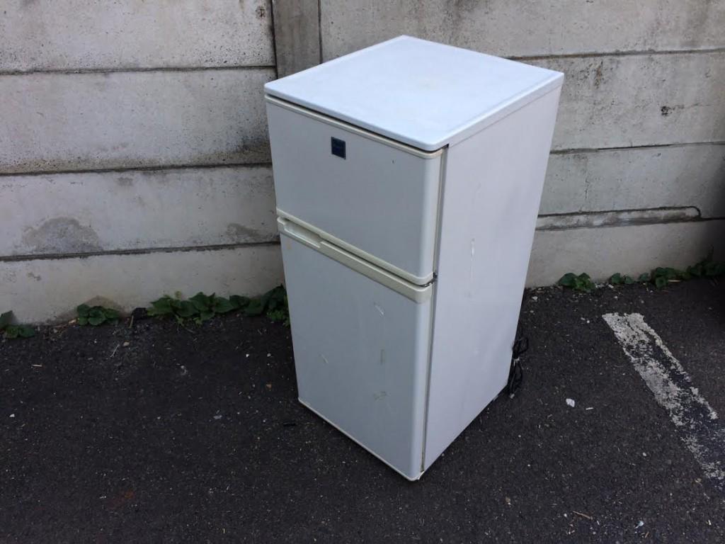 冷蔵庫 不用品回収